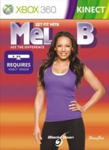 Get Fit With Mel B Pack Shot