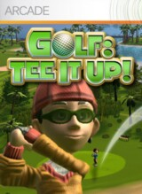 Golf: Tee It Up! Pack Shot