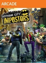 Gotham City Impostors Pack Shot