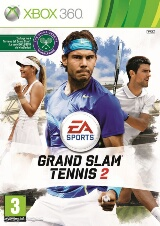 Grand Slam Tennis 2 Pack Shot