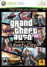 Grand Theft Auto: Episodes from Liberty City Pack Shot