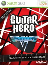 Guitar Hero: Van Halen Pack Shot