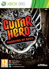 Guitar Hero: Warriors of Rock Pack Shot