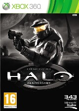 Halo: Combat Evolved Anniversary Pack Shot