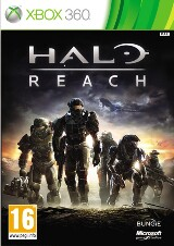 Halo: Reach Pack Shot