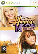 Hannah Montana: The Movie Game Pack Shot