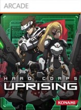 Hard Corps Uprising Pack Shot