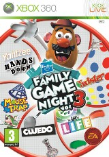 Hasbro Family Game Night 3 Pack Shot