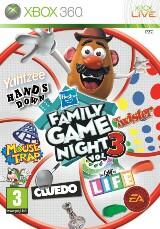 Hasbro Family Game Night 3 Pack Shot