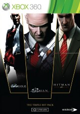 Hitman HD Collection Pack Shot