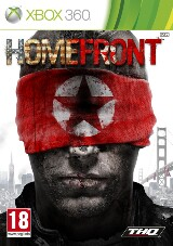 Homefront Pack Shot