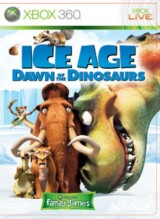 Ice Age: Dawn of the Dinosaurs Pack Shot