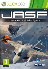 Jane's Advanced Strike Fighters Pack Shot