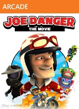 Joe Danger: The Movie Pack Shot