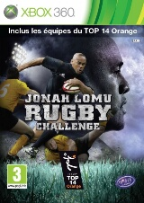 Jonah Lomu Rugby Challenge Pack Shot