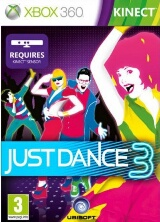 Just Dance 3 Pack Shot
