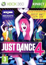 Just Dance 4 Pack Shot