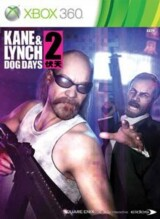Kane and Lynch 2: Dog Days Pack Shot