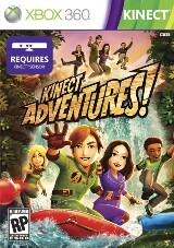 Kinect Adventures Pack Shot