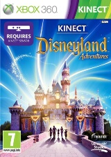 Kinect Disneyland Adventures Pack Shot