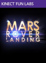 Kinect Fun Labs: Mars Rover Landing Pack Shot