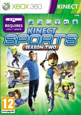 Kinect Sports Season 2 Pack Shot