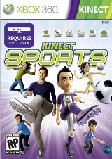 Kinect Sports Pack Shot