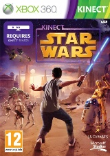 Kinect Star Wars Pack Shot