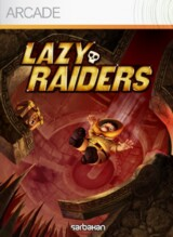 Lazy Raiders Pack Shot