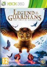 Legend of the Guardians: The Owls of Ga'Hoole Pack Shot