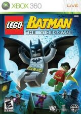 LEGO Batman: The Videogame XBox 360