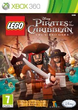 LEGO Pirates of the Caribbean Xbox 360