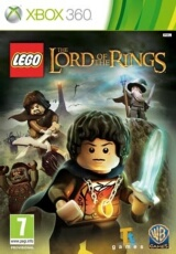 LEGO The Lord of the Rings Pack Shot