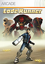 Lode Runner Pack Shot