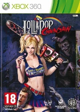 Lollipop Chainsaw Pack Shot