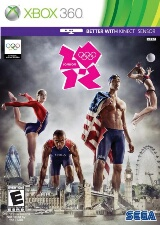 London 2012: The official video game of the Olympic Games Pack Shot