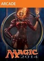 Magic: Duels of the Planeswalkers 2014 Pack Shot