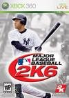 Major League Baseball 2K6 Pack Shot