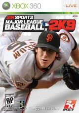 Major League Baseball 2K9 Pack Shot