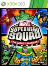 Marvel Super Hero Squad Pack Shot