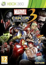 Marvel vs Capcom 3: Fate of Two Worlds Pack Shot