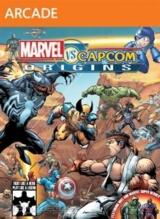 Marvel vs. Capcom Origins Pack Shot