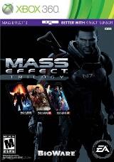 Mass Effect Trilogy Pack Shot
