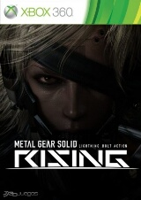 Metal Gear Rising: Revengeance Pack Shot