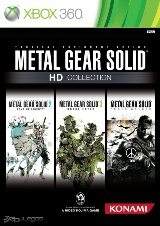 Metal Gear Solid HD Collection Pack Shot
