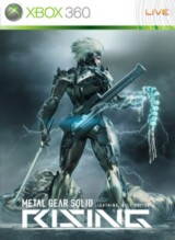 Metal Gear Solid: Rising Pack Shot