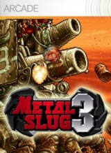 Metal Slug 3 Pack Shot