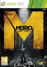 Metro: Last Light Pack Shot