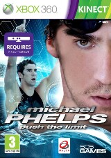 Michael Phelps: Push The Limit Pack Shot