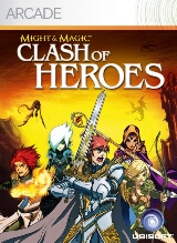 Might & Magic: Clash of Heroes Pack Shot